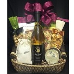 $50 Wine Gift Basket - White Wine