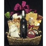 $77.50 Wine Gift Basket - Red Wine