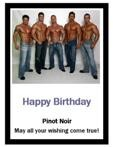 Happy Birthday - Hunks