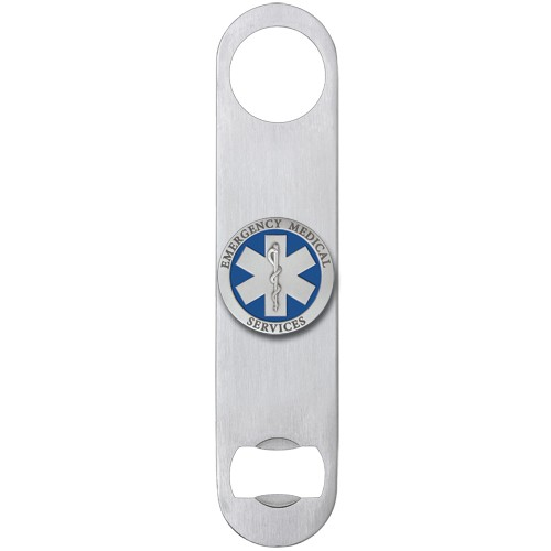 EMS Bottle Opener - Enameled