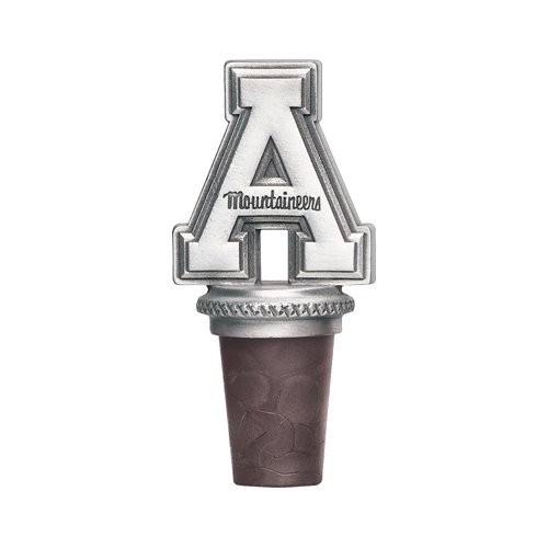 "Appalachian State University ""Mountaineers"" Bottle Stopper"