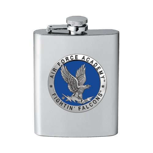 Air Force Academy Flask - Enameled