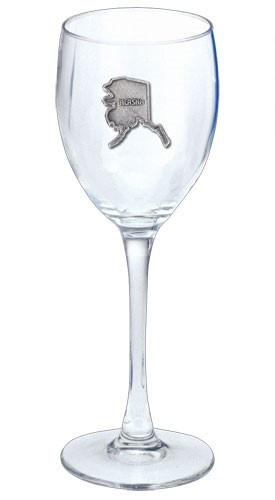 Alaska Wine Glass