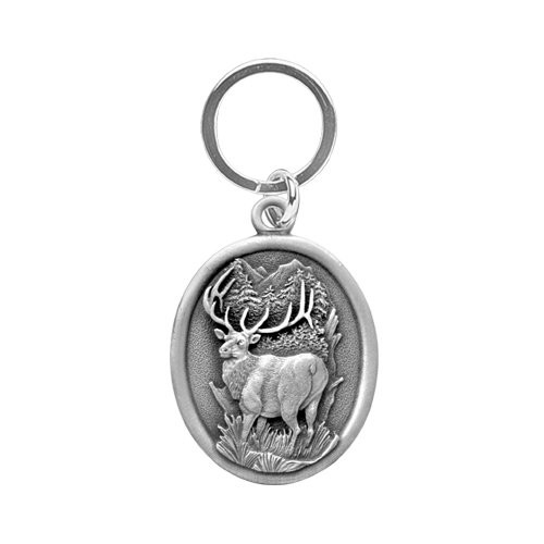 Elk Key Chain