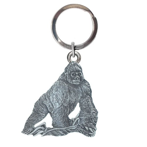 Gorilla Key Chain