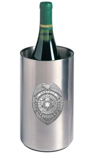 Law Enforcement Wine Chiller