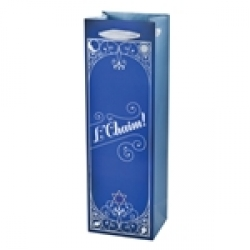 Gift Bottle Bag - L' Chaim / Hanukkah
