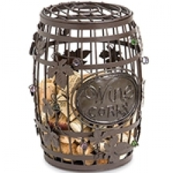 Wine Barrel Cork Cage®