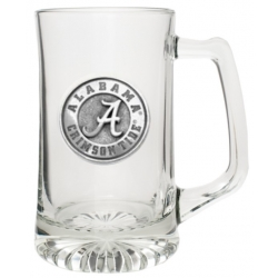 "Alabama ""A"" Crimson Tide Super Stein"