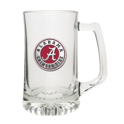 "Alabama ""A"" Crimson Tide Super Stein - Enameled"