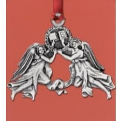 Ornament - Angel with Books