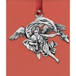 Ornament - Angel with Trumpet #2