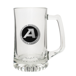 "Army ""Black Knight's"" Super Stein - Enameled"