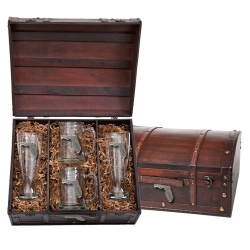 Florida Beer Set w/ Chest
