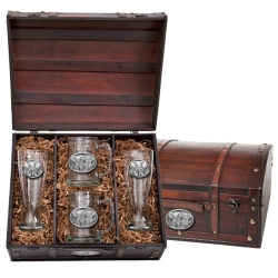 Elephant Beer Set w/ Chest