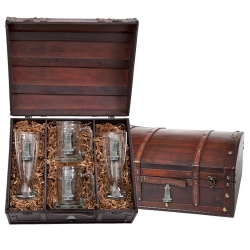 Lighthouse Beer Set w/ Chest