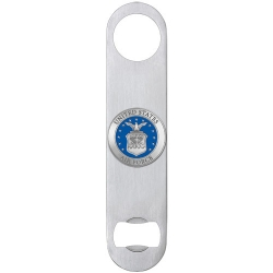 Air Force Bottle Opener - Enameled