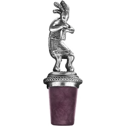 Kokopelli Bottle Stopper