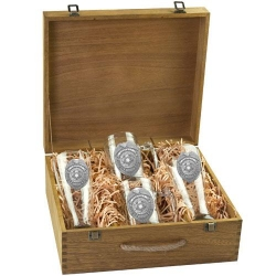 Law Enforcement Beer Set w/ Box