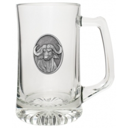 Cape Buffalo Super Stein  #2