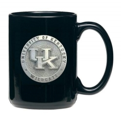 University of Kentucky Black Coffee Cup