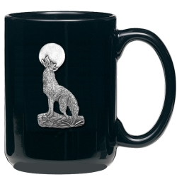 Coyote Black Coffee Cup