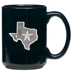 Texas Black Coffee Cup