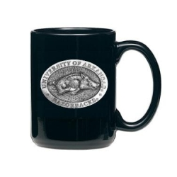 University of Arkansas Black Coffee Cup