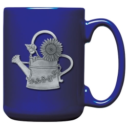 Water Can Cobalt Coffee Cup