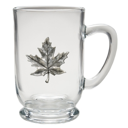Maple Clear Coffee Cup