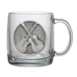 Guitar Clear Coffee Cup