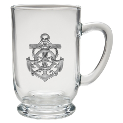 Anchor Clear Coffee Cup