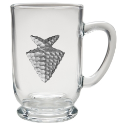 Arrowhead Clear Coffee Cup