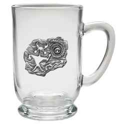 Shaman Clear Coffee Cup