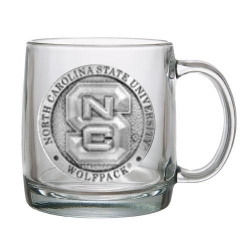 NC State University Clear Coffee Cup