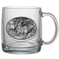 Elk Clear Coffee Cup #2