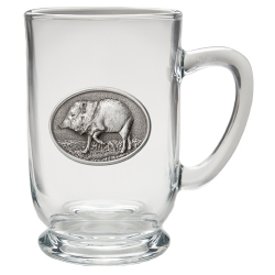 Javelina Clear Coffee Cup