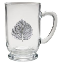 Aspen Clear Coffee Cup