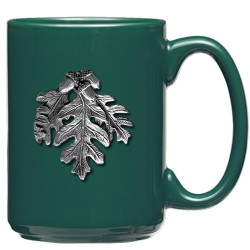 Maple Green Coffee Cup