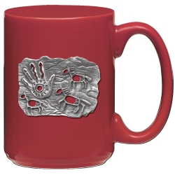 Spirit Pony Red Coffee Cup