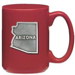Arizona Red Coffee Cup