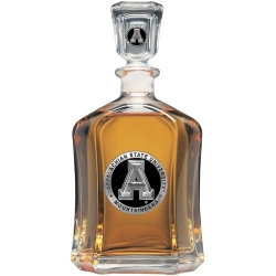 Appalachian State University Capitol Decanter - Enameled