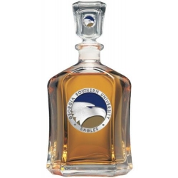 Georgia Southern University Capitol Decanter - Enameled