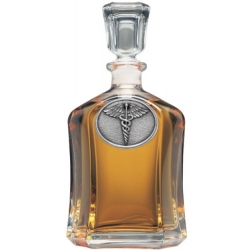 Caduceus Capitol Decanter