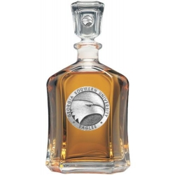 Georgia Southern University Capitol Decanter