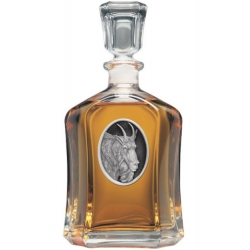 Mountain Goat Capitol Decanter #2