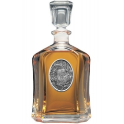 Turkey Capitol Decanter #2