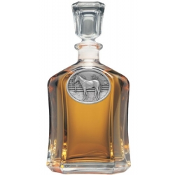 Racehorse Capitol Decanter #2