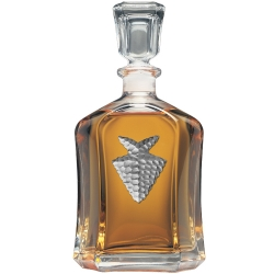 Arrowhead Capitol Decanter