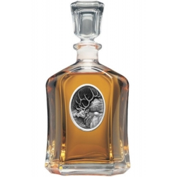 Elk Capitol Decanter #2